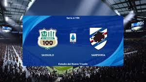 PES 2021 - Serie A - Sassuolo vs Sampdoria - 24/04/21 - YouTube