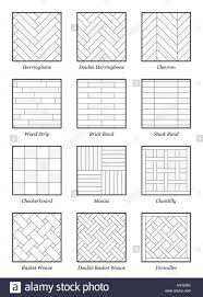 Brick Pattern Names