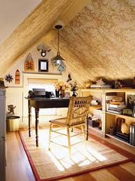 Small Picture Small office space ideas attic office I love this idea and the