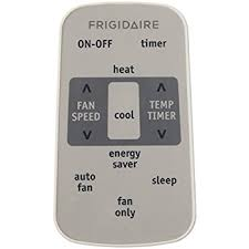 Amazoncom Generic Replacement For Frigidaire Air Conditioner Air Conditioning Remote