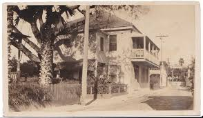 file oldest existing photograph of 56 marine with wire fence jpg Residential Wiring History file oldest existing photograph of 56 marine with wire fence jpg history of residential wiring