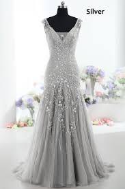 best 25 silver wedding dresses ideas