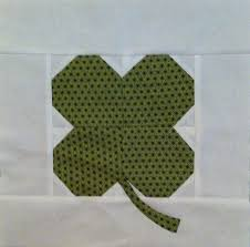 18 best Quilt Squares I like images on Pinterest | Stitching ... & four leaf clover pdf file Adamdwight.com