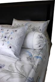 hand painted fl 7 piece duvet cover