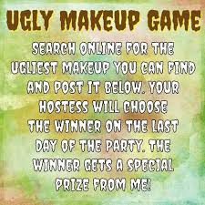ugly makeup game youniques jessicawebster