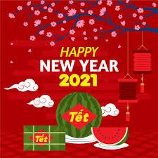 Phông nền, hình nền background đẹp cho tết 2021 - chúc mừng năm mới