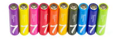 <b>Батарейка ААА Xiaomi</b> Rainbow Zl7 LR03 (10шт) - купить в 05.RU ...