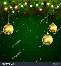 How To Check Christmas Tree Light Bulbs Green Wallpaper Branches Christmas Tree Baubles Stock