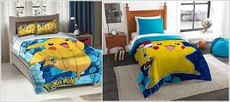 Have A Look At These Cool Pokemon Bedroom Ideas 1