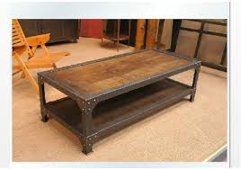 Wrought iron and wood furniture Hand American Country Minimalist Upscale Vintage Wood Coffee Table Wrought Iron Coffee Table Sofa Side Few Aliexpress American Country Minimalist Upscale Vintage Wood Coffee Table
