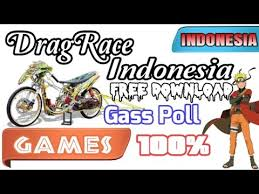 drag race bike mod indonesia free