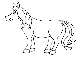 Small Picture Horse Template Animal Templates Free Premium Templates