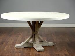 dining tables concrete top dining tables romantic round table in cement kit with room co