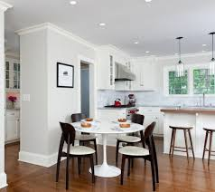 round dining tables design kitchen dining room