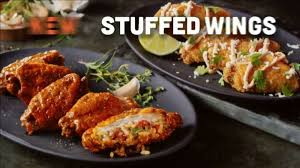Hooters Nutrition Chart Hooters Stuffed Wings Tv Commercial Stuffed How Video