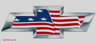 chevy logo with american flag. Exellent American American Flag Chevy Bowtie Great Decal New  Logo With For With M