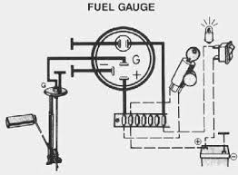 fuel gauge wiring diagram fuel wiring diagrams online