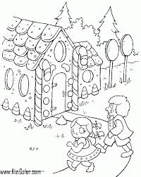 Fairy Tale Coloring Page 08 Free Printable Coloring Pages For Kids