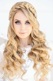 Goddess Hair Style 12 pretty braided crown hairstyle tutorials and ideas crown 3601 by stevesalt.us
