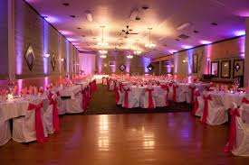 Decorated Reception Halls Wedding Ideal Wedding Venue Checklist