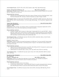 Qa Sample Resume Beauteous Sample Qa Resume Resume Sample Best Of No Experience Resume Template