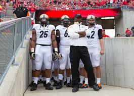 Photo Purdue Football Unveils New White Alternate Helmet