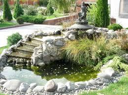 fabulous backyard pond ideas with waterfall small garden waterfall small garden ponds and waterfalls