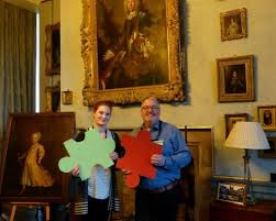 Puzzled people to put the pieces together at Coughton Court | The Stratford  Observer