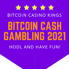 Not a big deal, however, you are. Bitcoin Cash Gambling And Games In 2021 Bch Casino Guide