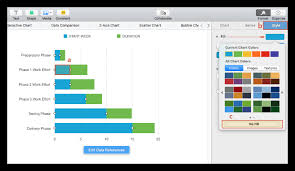Gantt Chart Mac How To Make A Gantt Chart In Numbers For Mac Template