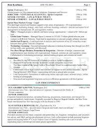 Knock Em Dead Resumes Download General Counsel Resume Sample Knock