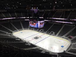 Best Worst Seat From Each P Section At T Mobile Arena