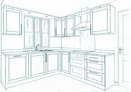 How To Design A Kitchen Floor Plan And Custom Kitchen Design And A  Beautiful Sight Of Your Kitchen With Delightful Principle Of A Smart Design  25