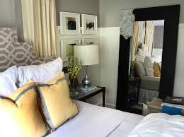 Bedroom Mirror Closet
