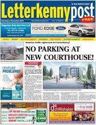 Letterkenny Post 03 11 16 By River Media Newspapers Issuu