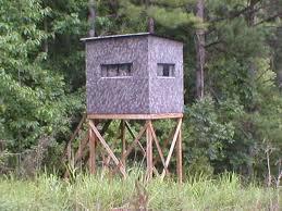 deer hunting shoot house plans