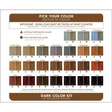 Refinish Cabinet Kit Rust Oleum Transformations Dark Color Cabinet Kit 9 Piece 258240