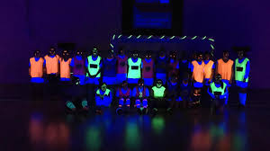 glow in the dark lighting. Girls \u0027Light Up\u0027 Glow In The Dark Football Tournament Glow In The Dark Lighting