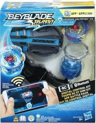 Beyblade Light Up Launcher Beyblades Digital Control Kit Assorted