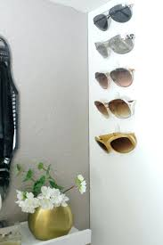 sunglass holder for wall home decor um size ideas about display
