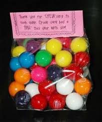 cheer coach gift or could say thank you for chews ing to coach softball