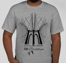 Bridging Together for Brooklyn Custom Ink Fundraising