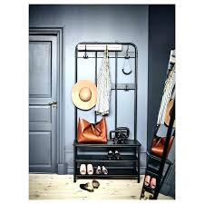 shoe and coat rack shoe and coat rack bench coat rack with shoe storage entryway coat