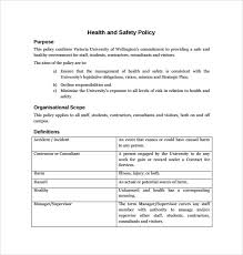 Sample Policy Memo Template - Invitation Template