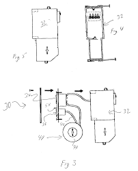 patent us6648677 wiring outlet retractable extension cord patent drawing