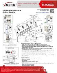 71pBSyyfkRL._SL1100_ amazon com on vsionis electromagnetic lock wire diagram