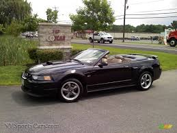 2001 Ford Mustang GT Convertible in Black - 100395 | NYSportsCars ...