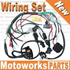 full electrics wiring harness gy