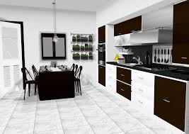 rendering of virtual kitchen using punch interior design