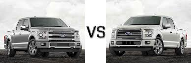 2014 Ford F 150 Color Chart Used 2017 Ford F 150 Platinum Vs Limited Lafayette Ford